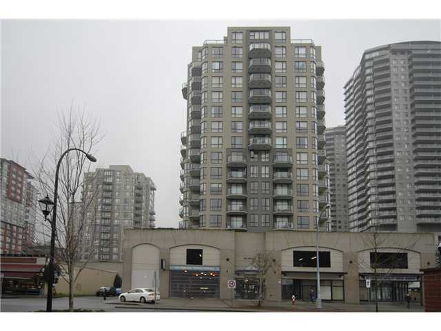 "Main Photo: # 703 55 10TH ST in New Westminster: Downtown NW Condo for sale in ""WESTMINSTER TOWER"" : MLS® # V1011408"