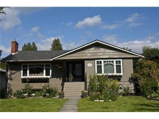 Main Photo: 4466 CHALDECOTT ST in Vancouver: Dunbar House for sale (Vancouver West)  : MLS® # V1022484