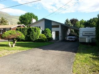 Main Photo: 675 Steinke Place in Kamloops: Westsyde House for sale : MLS(r) # 122804