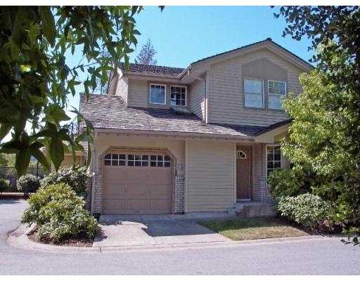 "Main Photo: 17 11580 BURNETT ST in Maple Ridge: East Central Townhouse for sale in ""CEDAR ESTATES"" : MLS® # V603724"