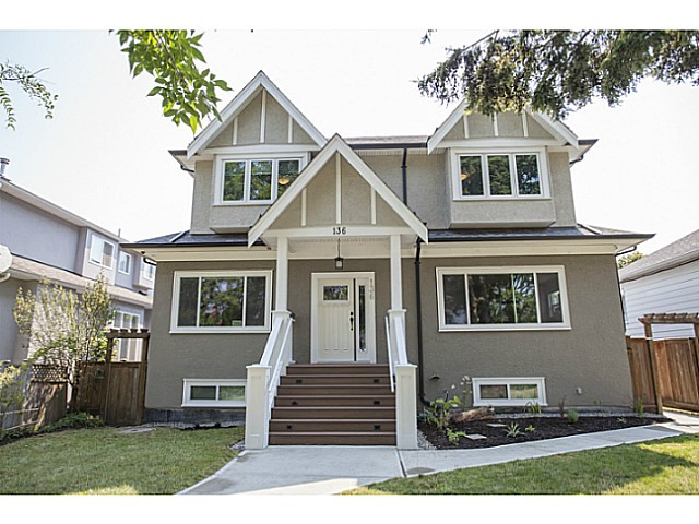 Main Photo: 136 E 38TH Avenue in Vancouver: Main House for sale (Vancouver East)  : MLS®# V1079373