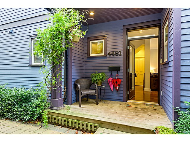 Main Photo: 4461 WELWYN ST in Vancouver: Victoria VE Condo for sale (Vancouver East)  : MLS®# V1091780