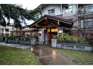 Main Photo: # 313 2083 W 33RD AV in Vancouver: Quilchena Condo for sale (Vancouver West)  : MLS®# V1113007