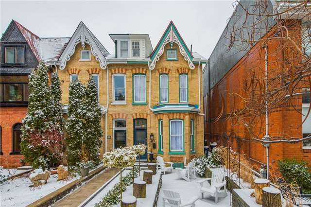 Main Photo: 419 Wellesley St E in Toronto: Cabbagetown-South St. James Town Freehold for sale (Toronto C08)  : MLS® # C3425728
