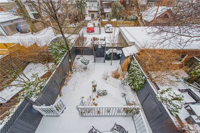 Photo 9: 419 Wellesley St E in Toronto: Cabbagetown-South St. James Town Freehold for sale (Toronto C08)  : MLS(r) # C3425728