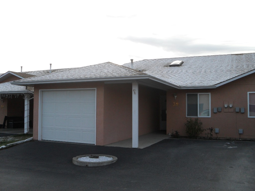 Main Photo: #39- 1285 14TH ST in KAMLOOPS: BROCK House 1/2 Duplex for sale : MLS® # 137944