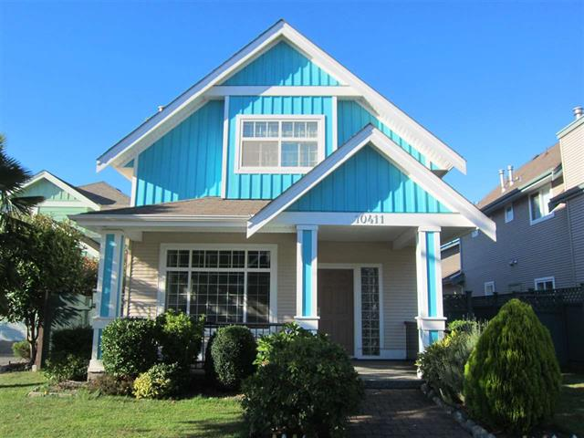 Main Photo: 10411 Shepherd Drive in Richmond: West Cambie House for sale : MLS® # R2117302