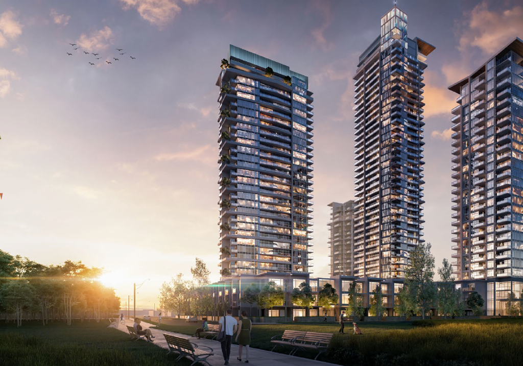 Photo 1: LUMINA: WATERFALL in Burnaby: Brentwood Park Condo for sale (Burnaby North)  : MLS® # PRESALE