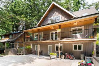 Main Photo: 1162 Miller Road in Bowen Island: Deep Bay House for sale : MLS®# R2274357