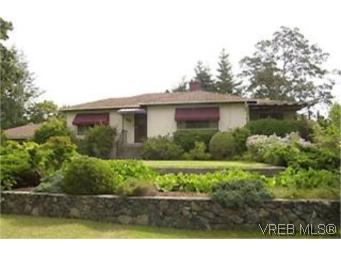 Main Photo: 909 Alexander Road in VICTORIA: Es Gorge Vale Single Family Detached for sale (Esquimalt)  : MLS® # 235416