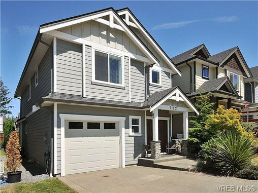 Main Photo: 982 Tayberry Terrace in VICTORIA: La Happy Valley Single Family Detached for sale (Langford)  : MLS® # 326167