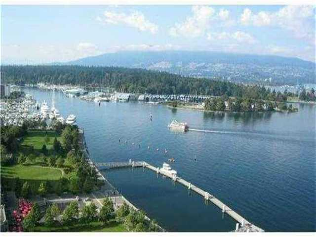 Main Photo: # 1402 1139 W CORDOVA ST in Vancouver: Coal Harbour Condo for sale (Vancouver West)  : MLS(r) # V1008466