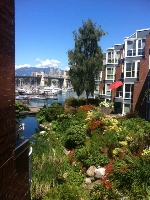 Main Photo: 1557 Mariner Walk in Vancouver: False Creek Townhouse for sale (Vancouver West)