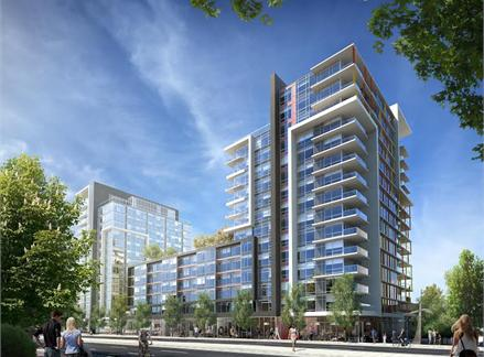 Main Photo: #807 at TOWER GREEN by EXECUTIVE GROUP OF COMPANIES in : False Creek Condo  (Vancouver West)