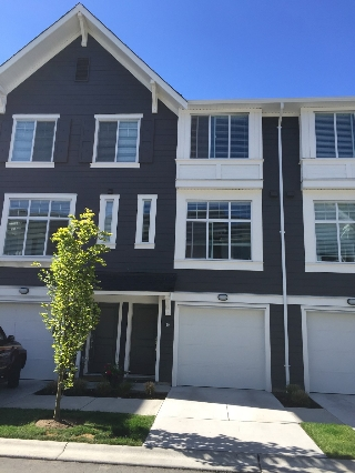 Main Photo: # 40 18681 68th Avenue in Surrey: Cloverdale BC Townhouse for sale (Cloverdale)  : MLS® # F1445869