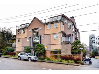 Main Photo: # 206 1318 THURLOW ST in Vancouver: West End VW Condo for sale (Vancouver West)  : MLS(r) # V1138588