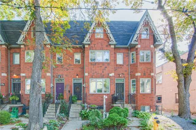 Main Photo: 15A Boulton Ave in Toronto: South Riverdale Freehold for sale (Toronto E01)  : MLS®# E4229772