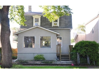 Main Photo: 258 Notre Dame Street in WINNIPEG: St Boniface Residential for sale (South East Winnipeg)  : MLS® # 1214013