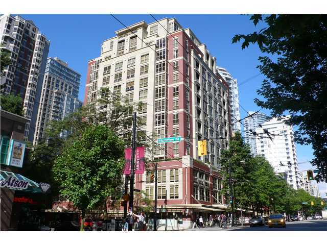 Main Photo: 908 819 HAMILTON Street in Vancouver: Downtown VW Condo for sale (Vancouver West)  : MLS® # V974906