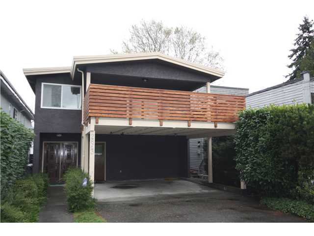 Main Photo: 2883 W 42ND Avenue in Vancouver: Kerrisdale House for sale (Vancouver West)  : MLS® # V996443