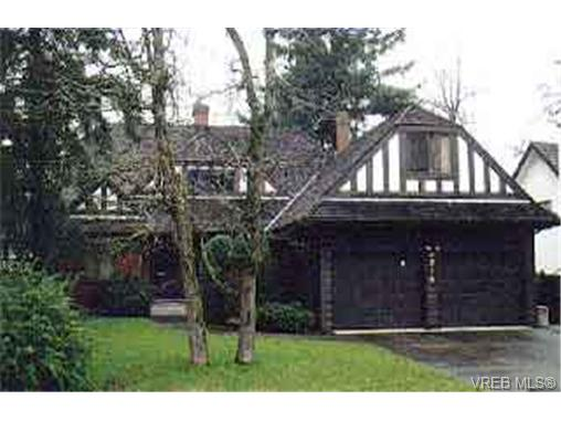 Main Photo: 4216 Lynnfield Crescent in VICTORIA: SE Mt Doug Single Family Detached for sale (Saanich East)  : MLS® # 106924