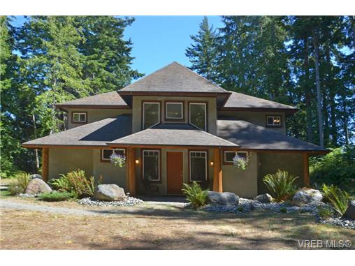 Main Photo: 2657 Sunnybrae Road in SHIRLEY: Sk Sheringham Pnt Single Family Detached for sale (Sooke)  : MLS® # 340781