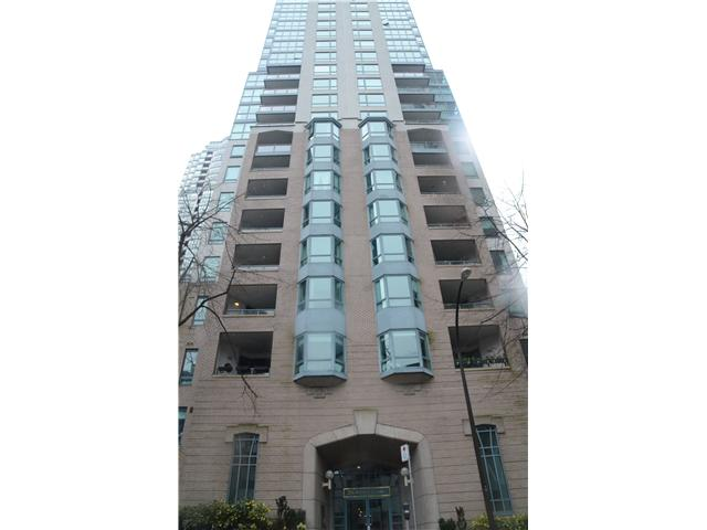 Main Photo: 1207 1238 Melville Street in Vancouver: Coal Harbour Condo for sale (Vancouver West)  : MLS® # V1104265