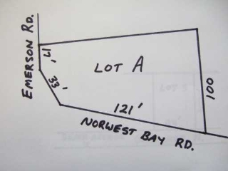 Main Photo: # LT A NORWEST BAY RD in Sechelt: Sechelt District Home for sale (Sunshine Coast)  : MLS® # V621013