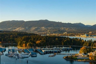 Main Photo: 3101 1281 West Cordova Street in Vancouver: Coal Harbour Condo for sale (Vancouver West)  : MLS® # R2114480