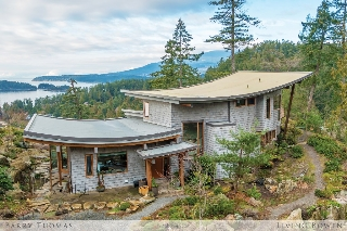 Main Photo: 1650 Evergreen Lane in Bowen Island: Evergreen House for sale : MLS® # R2135429