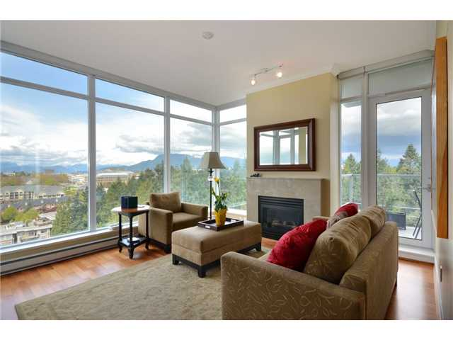 "Main Photo: 1701 2688 WEST Mall in Vancouver: University VW Condo for sale in ""PROMONTORY"" (Vancouver West)  : MLS(r) # V946665"