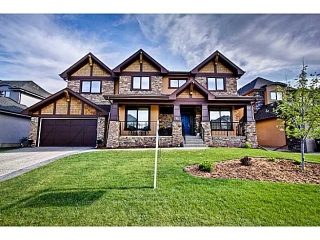 Main Photo: 27 WESTPARK Crescent SW in CALGARY: West Springs House for sale (Calgary)  : MLS(r) # C3569684