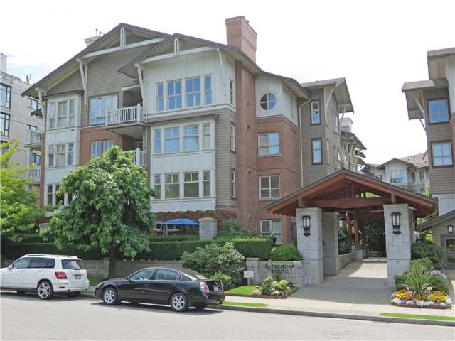 "Main Photo: 1410 4655 VALLEY Drive in Vancouver: Quilchena Condo for sale in ""ALEXANDRA HOUSE"" (Vancouver West)  : MLS® # V1018639"