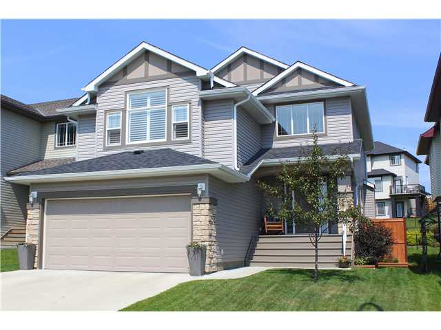 Main Photo: 36 WESTMOUNT Circle: Okotoks Residential Detached Single Family for sale : MLS(r) # C3581093