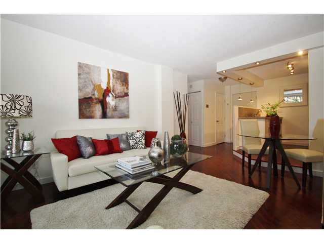 Main Photo: 208 515 57 Avenue SW in CALGARY: Windsor Park Condo for sale (Calgary)  : MLS® # C3626262