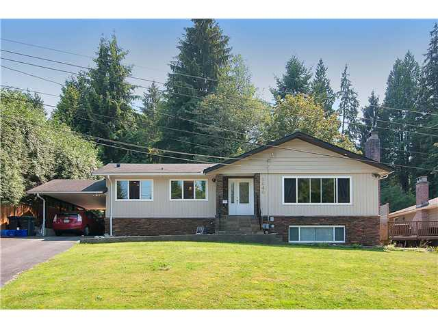 "Main Photo: 2040 BROOKMOUNT Avenue in Coquitlam: Chineside House for sale in ""CHINESIDE"" : MLS® # V1080219"