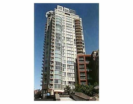 Main Photo: 1302 1000 BEACH AV in Vancouver: West End VW Condo for sale (Vancouver West)  : MLS®# V408506