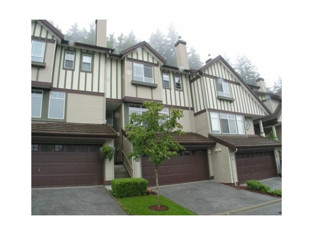 Main Photo: 43 1486 Johnson Street in Coquitlam: Townhouse for sale : MLS® # V1047145