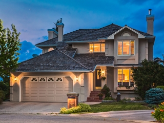 Main Photo: 119 CANTERBURY Court SW in CALGARY: Canyon Mdws Estates House for sale (Calgary)  : MLS® # c3629503