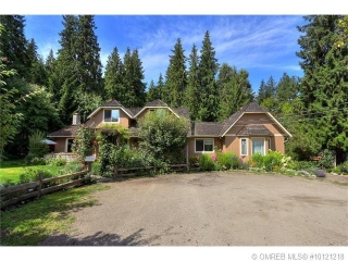 Main Photo: 4646 McClure Road in Kelowna: House for sale : MLS(r) # 10121218