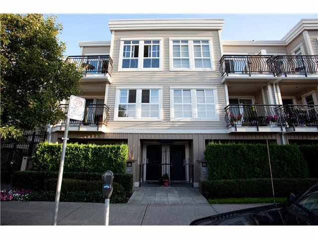 Main Photo: 686 W 7TH AVENUE in Vancouver: Fairview VW Townhouse for sale (Vancouver West)  : MLS®# R2100661