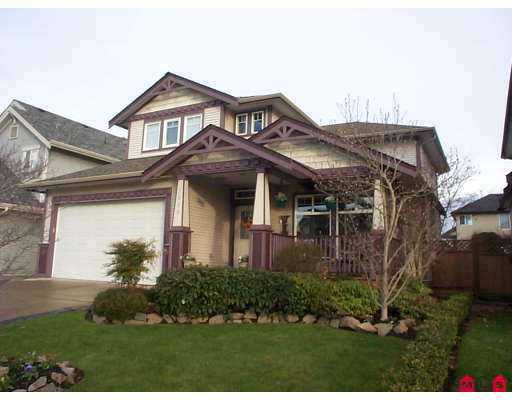 "Main Photo: 6268 167A Street in Surrey: Cloverdale BC House for sale in ""Clover Ridge"" (Cloverdale)  : MLS® # F2700878"