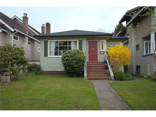 Main Photo: 7642 HUDSON Street in Vancouver: South Granville House for sale (Vancouver West)  : MLS® # V941611