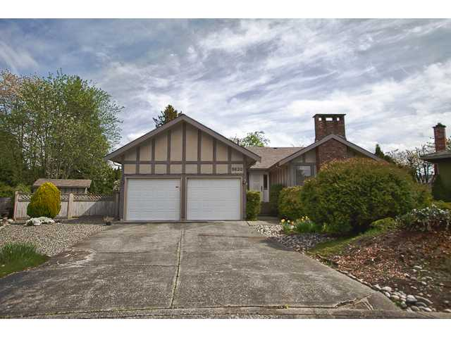 Main Photo: 9620 BISSETT Place in Richmond: McNair House for sale : MLS® # V947968