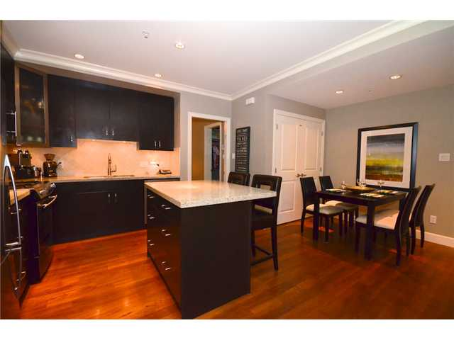 Photo 7: 2862 SPRUCE Street in Vancouver: Fairview VW Townhouse for sale (Vancouver West)  : MLS® # V956552