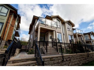 Main Photo: 1440 BEWICKE Avenue in North Vancouver: Hamilton House 1/2 Duplex for sale : MLS(r) # V1000077
