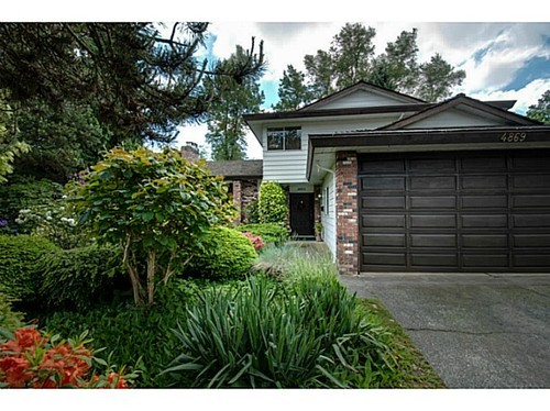Main Photo: 4869 COLBROOK Court in Burnaby South: Deer Lake Place Home for sale ()  : MLS® # V1007008