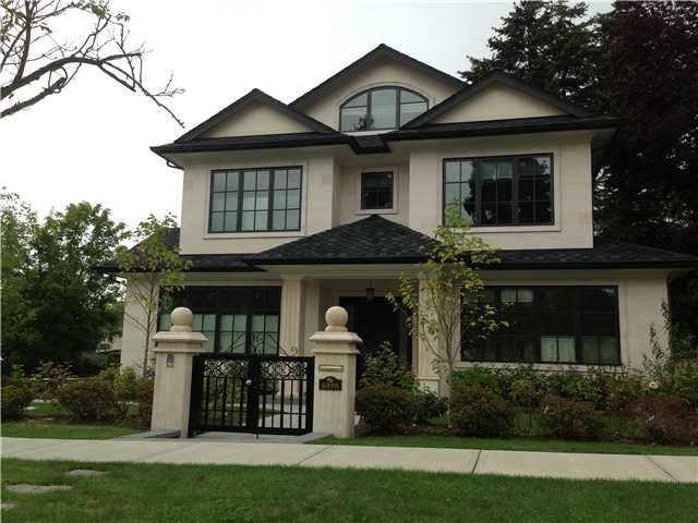 Main Photo: 6999 Cypress Street in Vancouver: Kerrisdale House for sale (Vancouver West)  : MLS® # V1022254