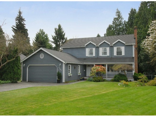 Main Photo: 1747 Amble Greene Drive in South Surrey: Amble Greene House for sale (South Surrey White Rock)  : MLS® # F1312473