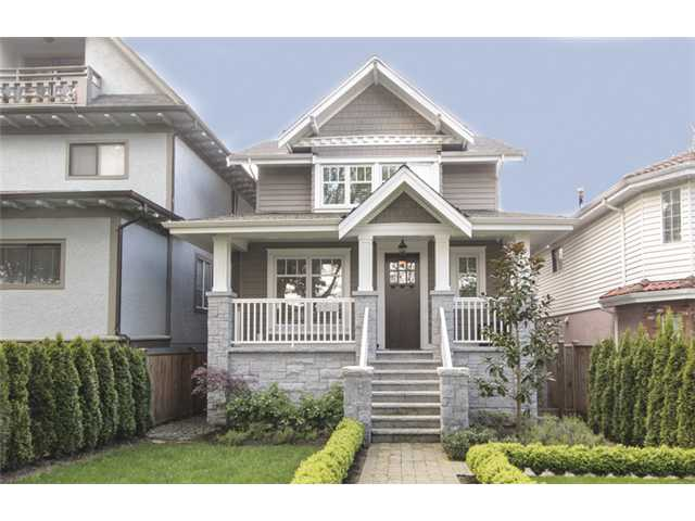 Main Photo: 152 E 20TH AV in Vancouver: Main House for sale (Vancouver East)  : MLS(r) # V1121384